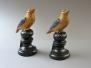 keramikvögel